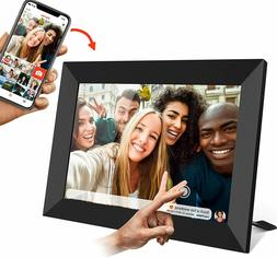 10.1 inch Digital Photo Frame WiFi Cloud Share Picture Video