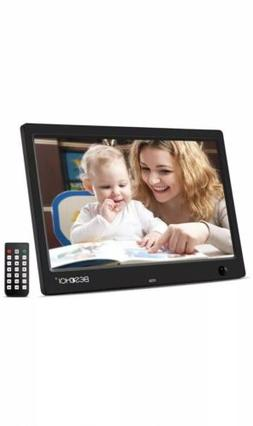 "Beschoi 10"" Digital Photo Frame HD LED Picture Videos Frame"