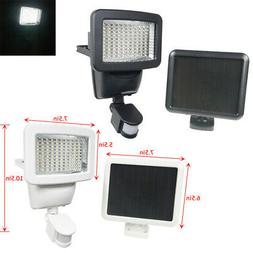 100 SMD LED Solar Motion Sensor Security Light Outdoor Wall