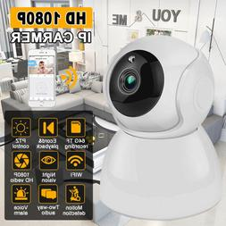 1080P WIFI IP Camera Wireless Home Security Alarm System Mot