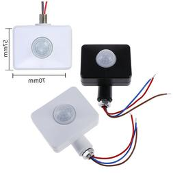 12V PIR Body Infrared Motion Sensor Automatic Switch Infrare