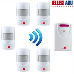 1bone Wireless Security  Motion Sensor Alarm 5 Driveway PIR