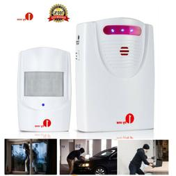1Byone Home Safe Wireless Driveway Detect Alert Alarm System