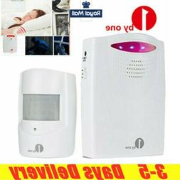 1byone Wireless Motion Sensor Home Alarm Alert Security Syst
