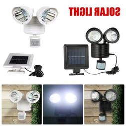 22 LED Security Solar Spotlight Outdoor Motion Sensor Light