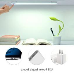 2x Thin Touch Dimmable Smart Motion Sensor USB LED Wall Ligh