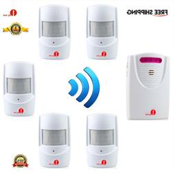 433MHz Wireless PIR Infrared Motion Detector Sensor Burglar