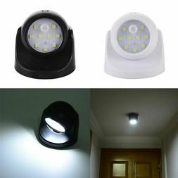 360° Battery Operated Indoor Outdoor Night Motion Sensor Se