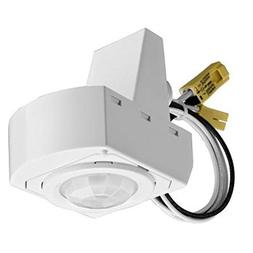 Sensor Switch MSX12 M4 Fixture Mount Occupancy Sensor, White