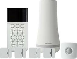 SimpliSafe - Protect Home Security System - White