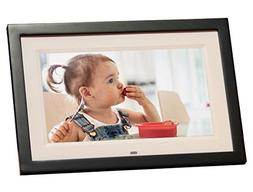 Skylight Frame: 10 inch WiFi Digital Picture Frame, Email Ph
