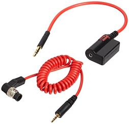 Triggertrap - Mobile Dongle And Dc0 Cable Kit - Red