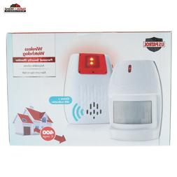 U.S. Patrol- Wireless Watchdog-Personal Security Monitor-Ale
