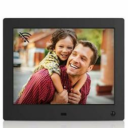 NIX Advance 8-Inch Digital Photo Frame X08E  - Digital Pictu