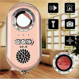 WJLING Anti Spy Hidden Camera Detectors with Built-in Motion