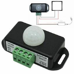 Automatic Body Infrared PIR Motion Sensor Switch For LED Lig