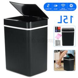 Automatic Trash Can Touch-Free Smart Infrared Motion Sensor