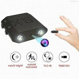 CD48 1080P Motion Sensor Smallest Security Camcorder Recordi