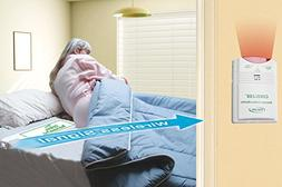Cordless Bed Alarm & Bed Sensor Pad - No Alarm in Resident's