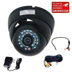 VideoSecu Day Night Vision IR Outdoor Dome Security Camera V