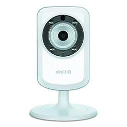 D-Link DCS-933L Wi-Fi Security Camera with Sound and Motion