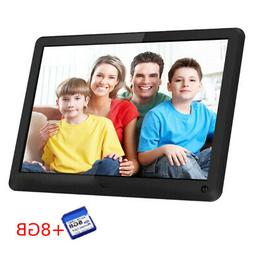 Digital Photo Frame 10 inch Picture Frame HD1080P Video with