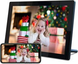 Digital Photo Frame 10.1inch WiFi Cloud Frame Share Pictures