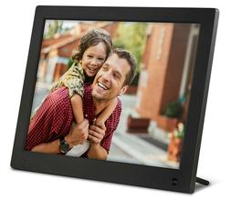 "Nix Digital Picture Frame - 15"" Black X15D - New"