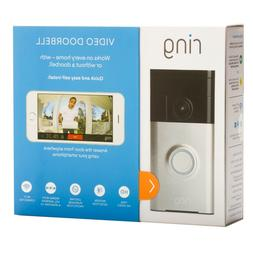 Ring DoorBell Camera Wi-Fi Video Security Smart Home Google