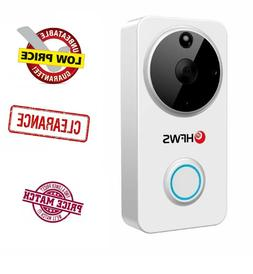 Doorbell Wireless 720P HD Home Security Camera Within 16GB C