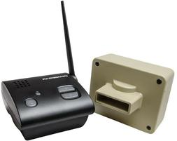 Driveway Alarms Wireless Long Range 1/2 Mile  Professional O