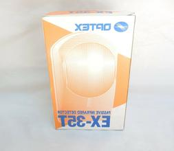 Optex EX-35T Motion Detector Passive Infrared New