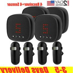 1byone Home Alarm System Driveway Burglar Phone Supported Mo