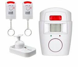 Home Security Anti Theft Motion Detector Alarm Monitor PIR A