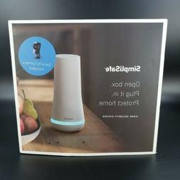 SimpliSafe Home Security System w/ Camera, Motion detector,