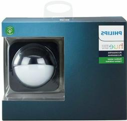Philips - Hue Outdoor Motion Sensor - Black And White