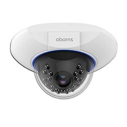 720P HD Indoor IP sPoE Dome Network Camera ZM-SS76D001-S