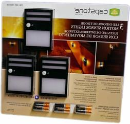 LED Indoor/Outdoor Motion Sensor Lights