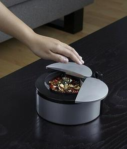 Nine Stars Infrared Touchless Automatic 0.5-Gallon Trash Can