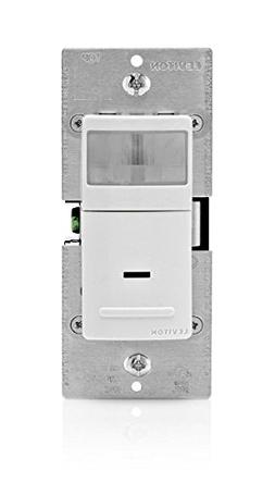 Leviton IPV05-1LZ 600-Watt Incandescent Relay Vacancy Sensor