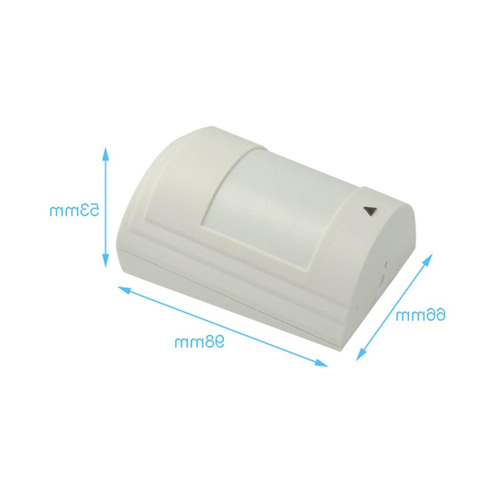 Indoor <font><b>motion</b></font> Paradox PA-476 wide angle 110 degree detector Home Accessories