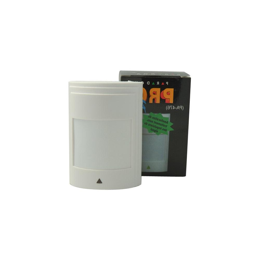 Indoor <font><b>motion</b></font> Paradox Wired wide angle detector <font><b>Alarm</b></font> <font><b>Security</b></font> Accessories