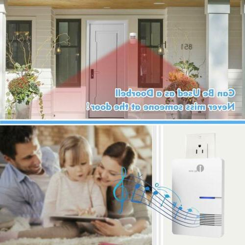 1byone Wireless Door Bell Alert System