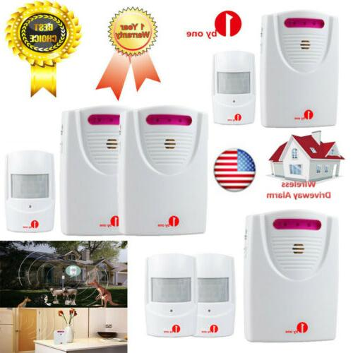 1000ft home security wireless driveway alarm garage