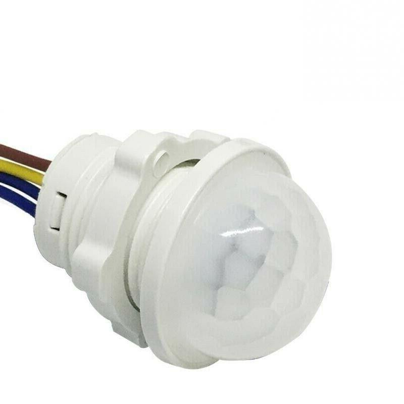 110-240V Ceiling Body Motion Lamp Light Switch