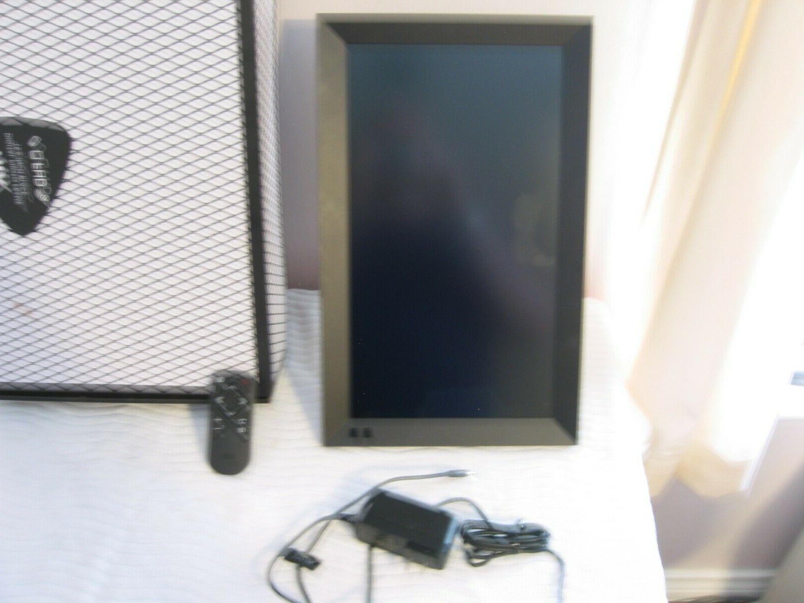 NIX 15.6 Picture Frame - or Stand, Full HD