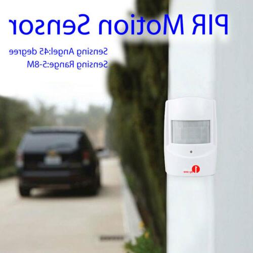 1byone Alarm Sensor Security