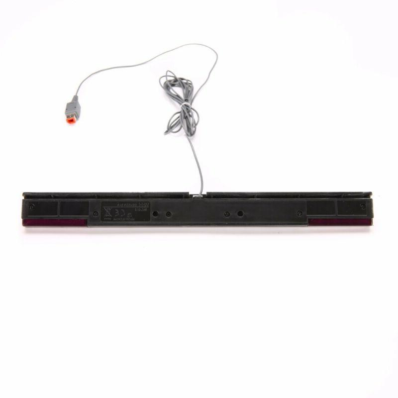 1Pcs Wired Infrared TV Ray For Wii&Wii U Controller