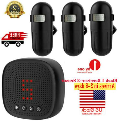 2020 newest 1000ft wireless driveway alarm alert