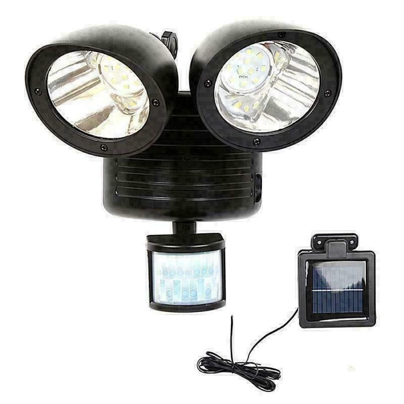 22LED Solar Light Sensor